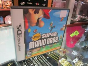 SUPER MARIO BROTHERS For NINTENDO DS