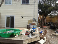 JUNK REMOVAL! 613-929-2929