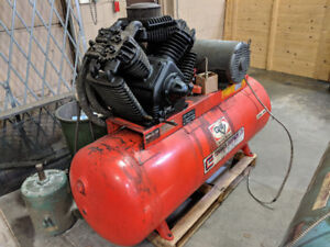 15 HP 2 Stage Air Compressor