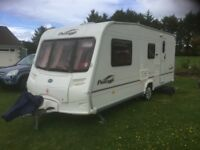 Bailey Pageant Champagne 4 Berth Touring Caravan