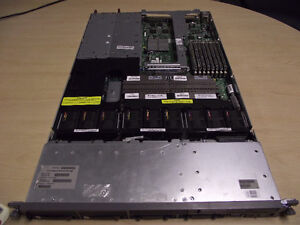 HP Proliant DL360G5 Dual CPU - Quad core Xeon  (have 3)