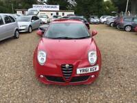 Alfa Romeo MiTo 1.3JTDM 85bhp 2010MY Sprint