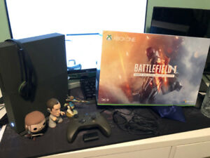 Xbox One 1TB Special Edition + Games