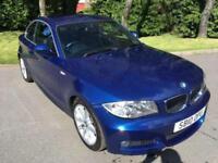2010 10 BMW 1 SERIES 2.0 118D M SPORT 2D 141 BHP DIESEL