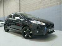 Ford Fiesta 1.0 ( 100ps ) EcoBoost ( s/s ) Zetec Black Edition