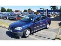 2000 Vauxhall Astra 1.8 i 16v CDX 4dr