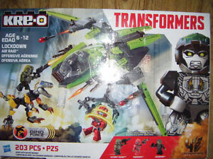 Kreo Transformers kit for sale