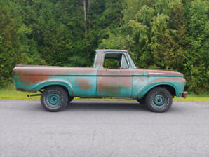 1961 Ford f100 Unibody Shortbed