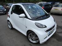 2013 SMART FORTWO COUPE BRABUS XCLUSIVE LEATHER AND SAT/NAV COUPE PETROL