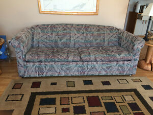 Pull-out Sofa Bed