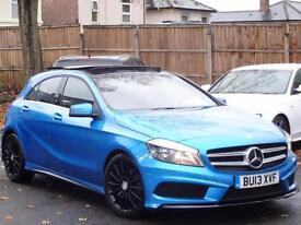 Mercedes-Benz A200 1.8CDI ( 136ps ) Blue F 7G-DCT 2013MY AMG Sport