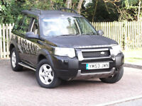 Land Rover Freelander 2.0Td4 AUTO SE**DIESEL**4X4**GREAT CONDITION**
