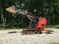 Toro Dingo TX427 Mini Skid Steer Barrie Ontario Preview