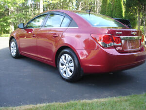 !!!  2012 CHEV CRUZE ONE OWNER !!!