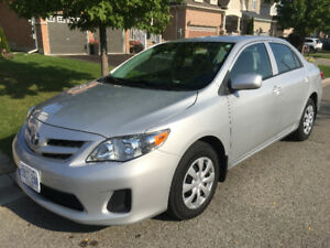 *** GREAT CONDITION 2013 TOYOTA COROLLA ***