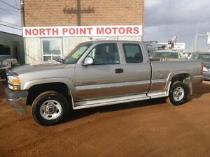 2002 GMC Sierra 2500HD SL Ext. Cab Short Bed 4WD