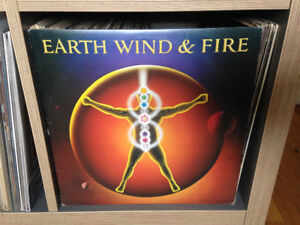EARTH WIND AND FIRE Powerline VINYL LP