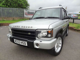 2003 Land Rover Discovery TD5 GS 7 Seats - KMT Cars