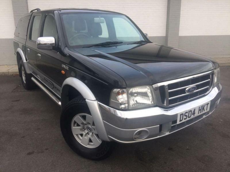 2004 04 ford ranger 2 5tddi xlt thunder double cab 1 owner 4x4 in neath neath port talbot. Black Bedroom Furniture Sets. Home Design Ideas