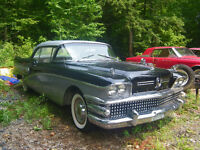 1958 Buick Special 2dr htp