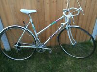 Peugeot ladies Road Town bike