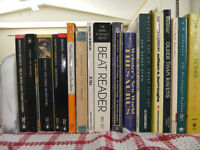 Assorted Paperback Penguin Classics and Hardcover Books