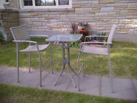 Bar Height Bistro Set!