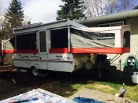 1997 Jayco 12 ft tent trailer