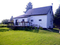 1.5 storey home for sale in Plumweseep, close to Sussex, NB