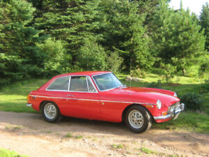 1971-MGB GT For Sale