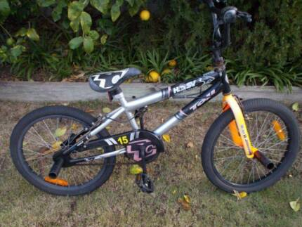 "Grey 20"" BMX Beckenham Gosnells Area Preview"