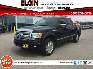 2012 Ford F-150 XLT***Leather,B-up Cam, Nav, Leather***