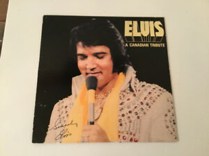 ELVIS A CANADIAN TRIBUTE - 1978