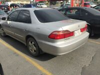 1999 Honda Accord low km