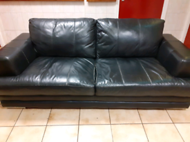 2x sofa 3+2 + 2 seater sofa bed