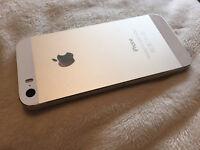 Near Mint iPhone 5s 16gb silver