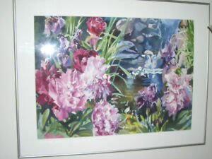 ORIGINAL Jerry Heine Watercolours Available Now!