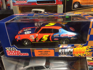 Chevrolet Chevelle SS 1970 Stock car diecast 1/18 die cast neuf