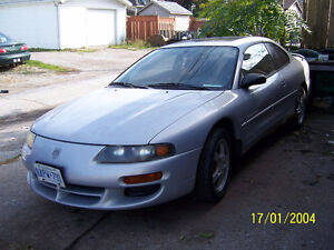 1998 DODGE AVENGER SPORT  PARTS OR WHOLE CAR AS IS