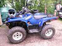 2013 yamaha grizzly 700 non eps