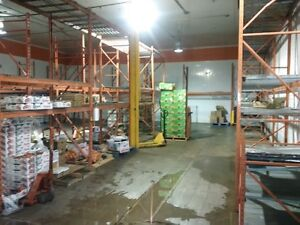 Shared Warehouse Cooler Space