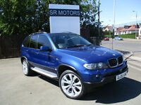 2006 BMW X5 3.0d auto Le Mans Blue Sport Edition(FULL HISTORY, WARRANTY