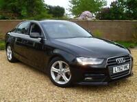 2012 62, Audi A4 2.0 TDIe ( 163ps ) SE Technik Saloon manual + £30 ROAD TAX