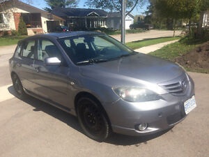 2006 Mazda3 GS Hatchback - For parts or fixer upper