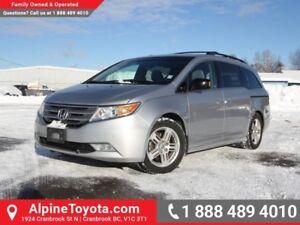 2013 Honda Odyssey TOURING  - Navigation -  Sunroof