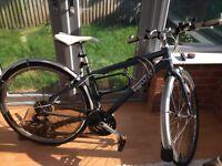 Pinnacle bike £100 (RRP £350)