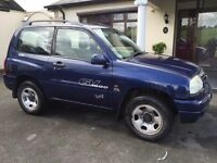 Suzuki Grand Vitara 1600 Sport £850 O.N.O Now Sold