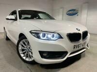 2017 BMW 2 Series 2.0 218d SE Auto (s/s) 2dr Coupe Diesel Automatic