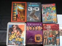 DVDs - all of them for $40