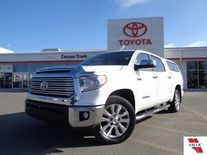 2014 Toyota Tundra EXTENDED WARRANTY UNTIL 160,000KMS! CREWMAX L